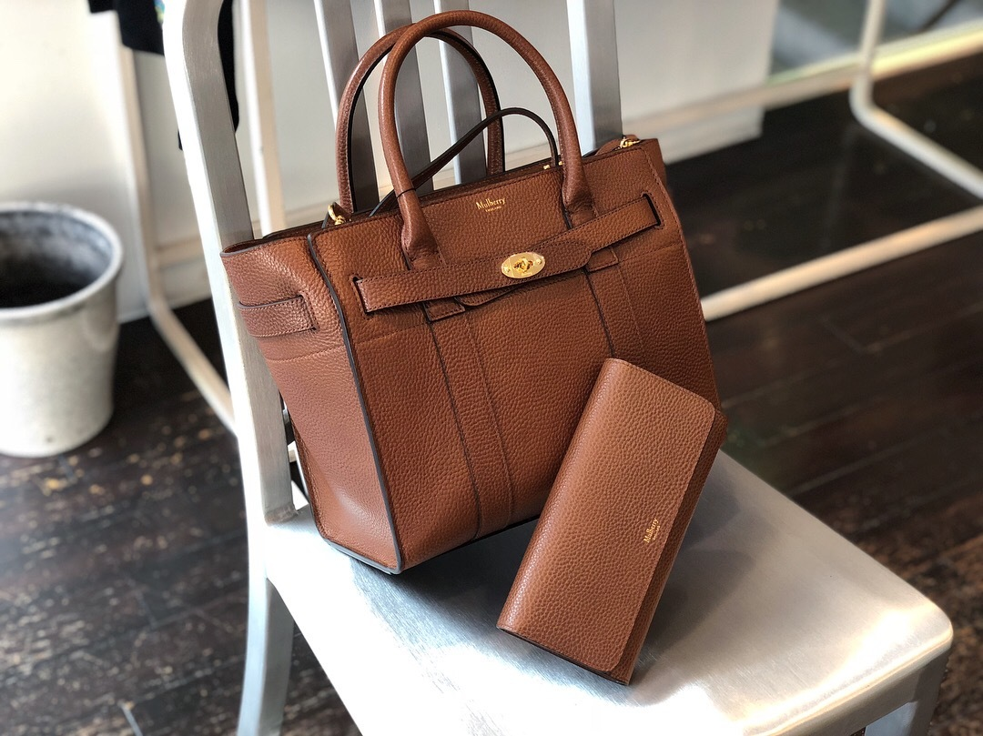 NEW ARRIVAL! MULBERRY MINI ZIPPED BAYSWATER_f0111683_12102860.jpg