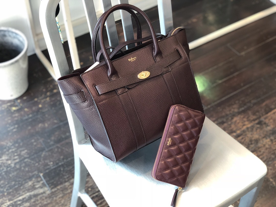 NEW ARRIVAL! MULBERRY MINI ZIPPED BAYSWATER_f0111683_12104197.jpg