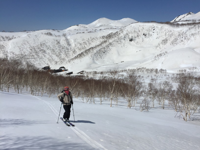 "2018年4月 『ニセコ、羊蹄山で春スキー』 April 2018 ""Spring Ski in Niseko and Mt Yotei\""_c0219616_12311050.jpg"