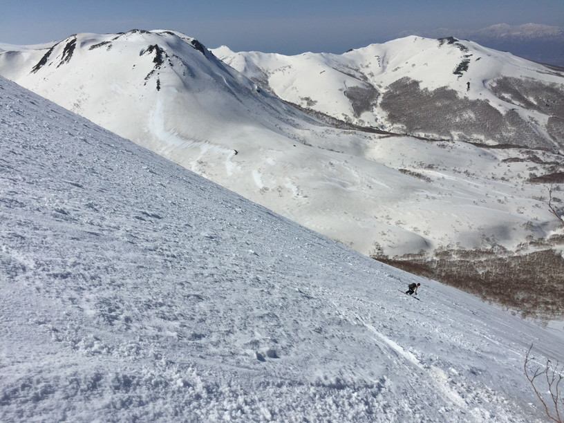 "2018年4月 『ニセコ、羊蹄山で春スキー』 April 2018 ""Spring Ski in Niseko and Mt Yotei\""_c0219616_12404147.jpg"