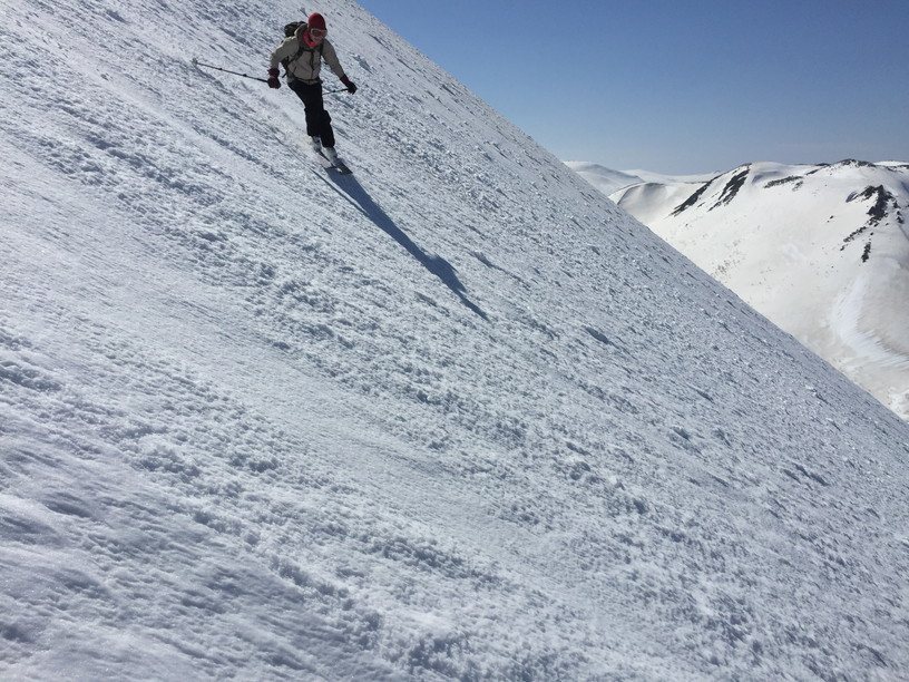 "2018年4月 『ニセコ、羊蹄山で春スキー』 April 2018 ""Spring Ski in Niseko and Mt Yotei\""_c0219616_12404237.jpg"