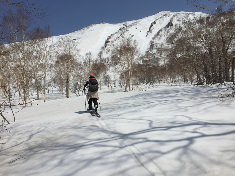 "2018年4月 『ニセコ、羊蹄山で春スキー』 April 2018 ""Spring Ski in Niseko and Mt Yotei\""_c0219616_12493103.jpg"