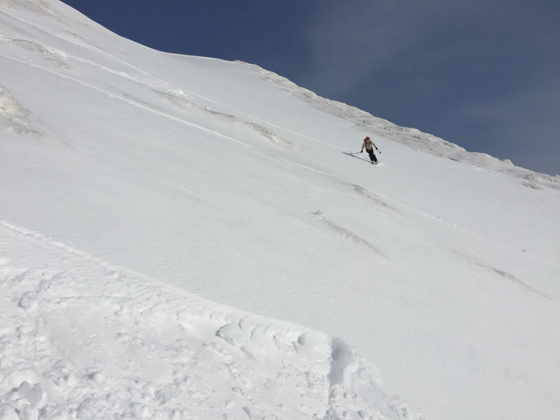 "2018年4月 『ニセコ、羊蹄山で春スキー』 April 2018 ""Spring Ski in Niseko and Mt Yotei\""_c0219616_12493286.jpg"