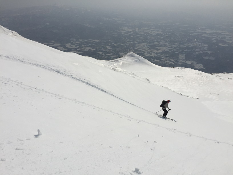 "2018年4月 『ニセコ、羊蹄山で春スキー』 April 2018 ""Spring Ski in Niseko and Mt Yotei\""_c0219616_12493358.jpg"