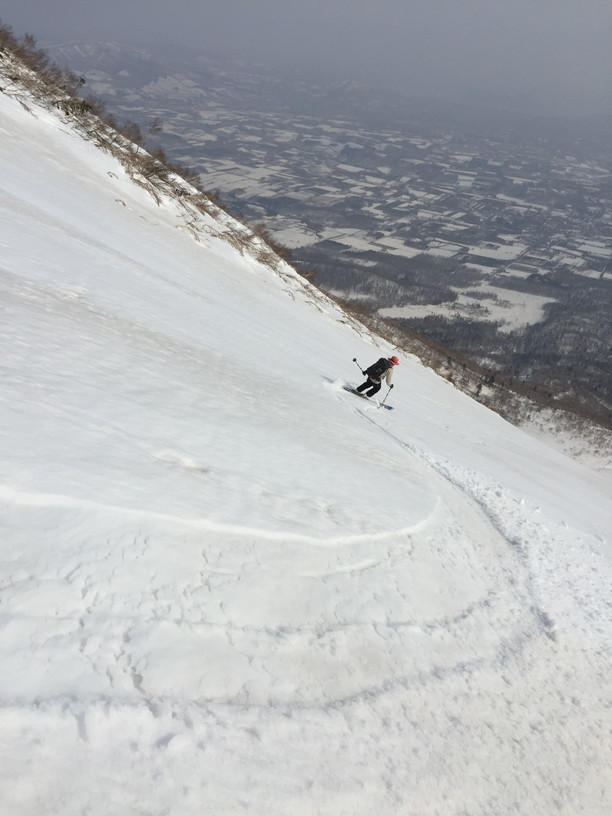 "2018年4月 『ニセコ、羊蹄山で春スキー』 April 2018 ""Spring Ski in Niseko and Mt Yotei\""_c0219616_13021510.jpg"