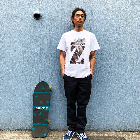 『JIMMY'Z × SD Z Logo T』!!!!!_c0355834_18265671.jpg