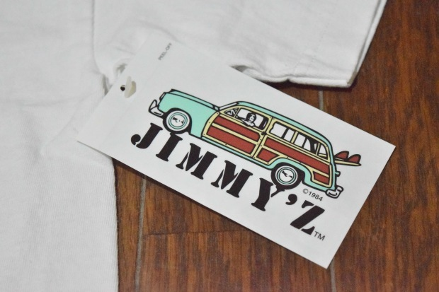 『JIMMY'Z × SD Z Logo T』!!!!!_c0355834_19433875.jpg