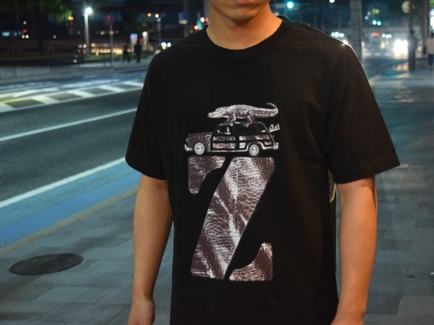 『JIMMY'Z × SD Z Logo T』!!!!!_c0355834_19434955.jpg