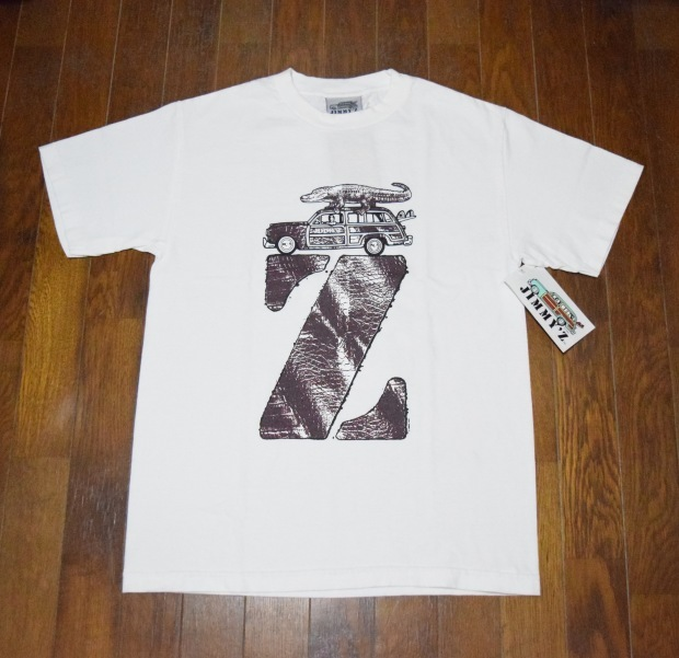 『JIMMY'Z × SD Z Logo T』!!!!!_c0355834_19440144.jpg
