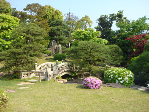 庭園の特別公開と呈茶席_f0101949_16262628.jpg