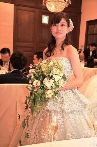 *姪の結婚披露宴*_e0159050_18581140.jpg