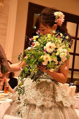 *姪の結婚披露宴*_e0159050_19003876.jpg