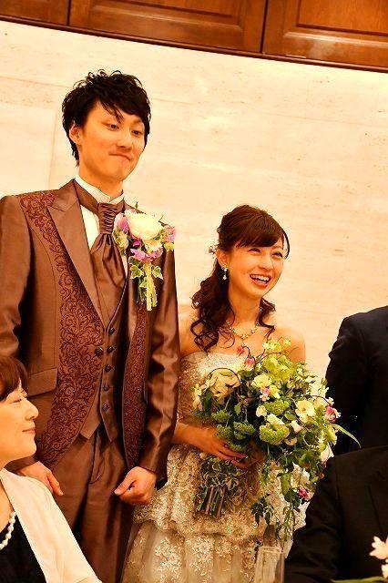 *姪の結婚披露宴*_e0159050_19023479.jpg