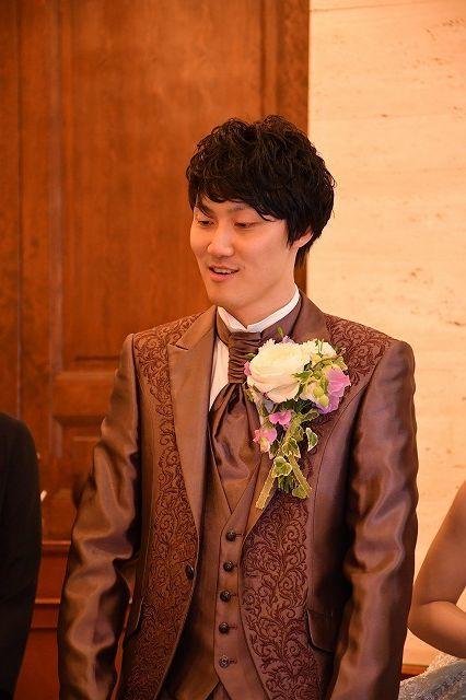 *姪の結婚披露宴*_e0159050_19032682.jpg