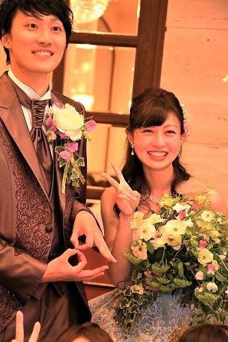 *姪の結婚披露宴*_e0159050_19063075.jpg