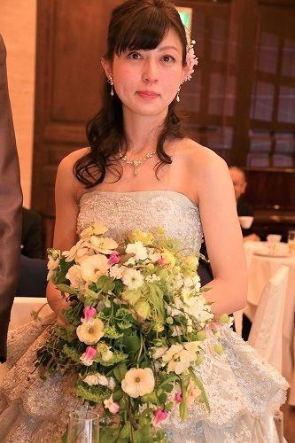 *姪の結婚披露宴*_e0159050_19161979.jpg