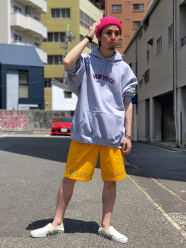"【VOO】""Safety Nylon Shorts""_d0227059_10314971.jpg"