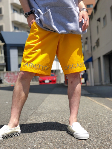 "【VOO】""Safety Nylon Shorts""_d0227059_10315031.jpg"