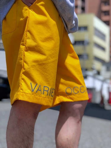 "【VOO】""Safety Nylon Shorts""_d0227059_10315147.jpg"