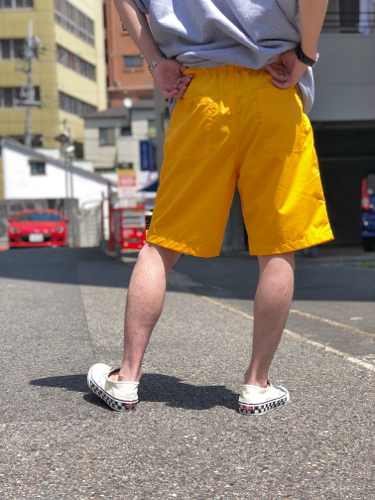 "【VOO】""Safety Nylon Shorts""_d0227059_10315470.jpg"