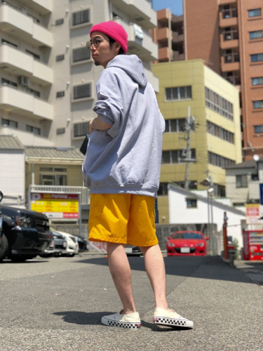 "【VOO】""Safety Nylon Shorts""_d0227059_10315783.jpg"