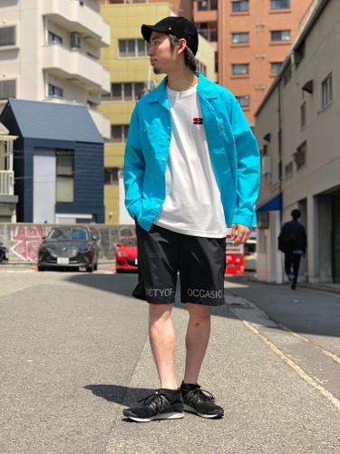 "【VOO】""Safety Nylon Shorts""_d0227059_10332470.jpg"