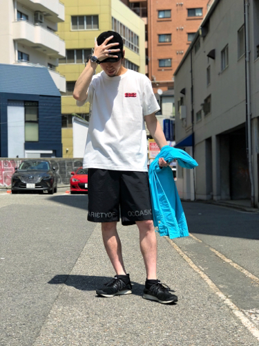 "【VOO】""Safety Nylon Shorts""_d0227059_10333268.jpg"
