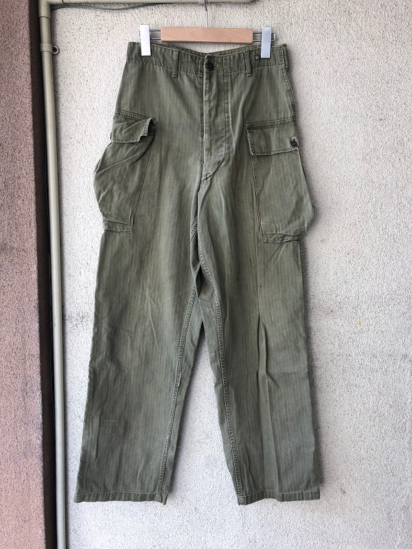 M-43 HBT Side Cargo Pants_c0146178_13024822.jpg