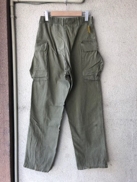 M-43 HBT Side Cargo Pants_c0146178_13033141.jpg