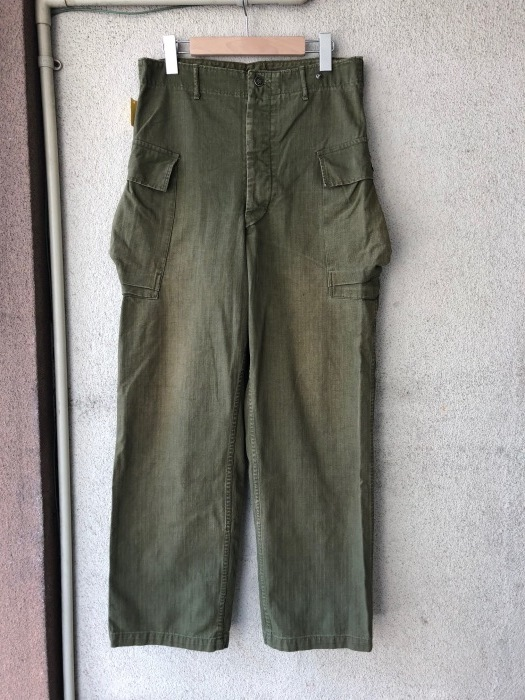 M-43 HBT Side Cargo Pants_c0146178_13073454.jpg