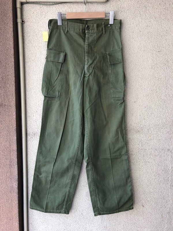 M-43 HBT Side Cargo Pants_c0146178_13250219.jpg