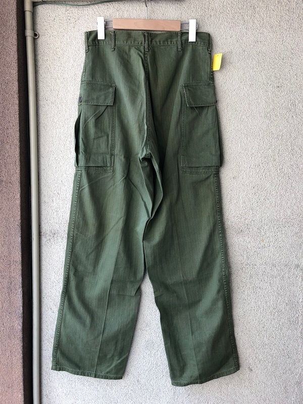 M-43 HBT Side Cargo Pants_c0146178_13252356.jpg