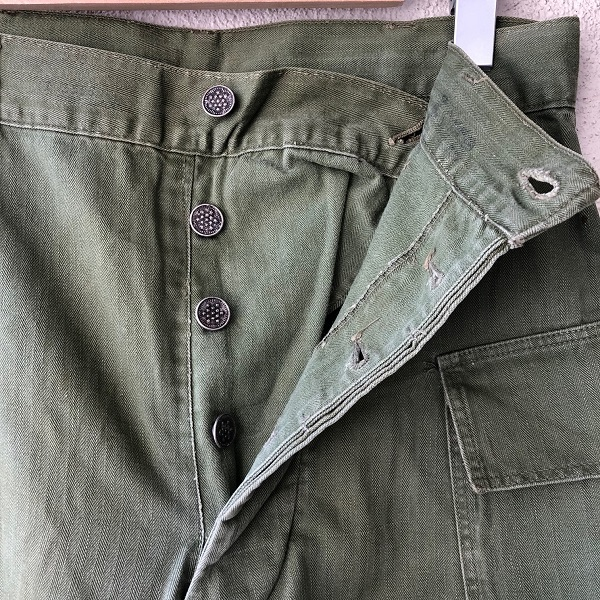 M-43 HBT Side Cargo Pants_c0146178_13260015.jpg