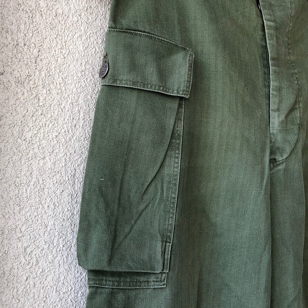 M-43 HBT Side Cargo Pants_c0146178_13262234.jpg