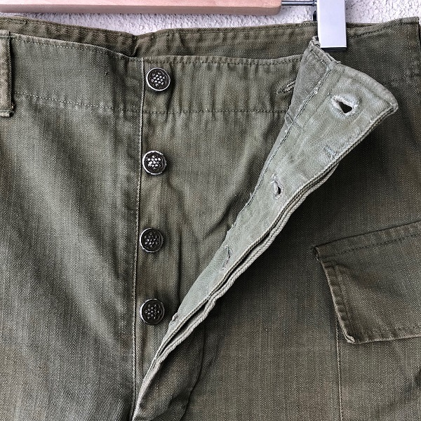M-43 HBT Side Cargo Pants_c0146178_18281521.jpg