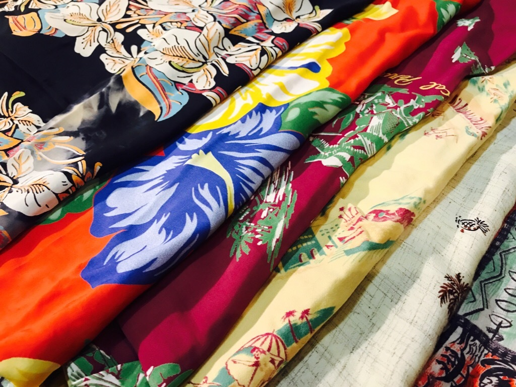 神戸店5/2(水)夏Vintage&Accesorry入荷! #1 Hawaiian Shirt!!!_c0078587_16292435.jpg