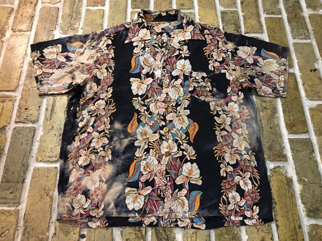 神戸店5/2(水)夏Vintage&Accesorry入荷! #1 Hawaiian Shirt!!!_c0078587_16430105.jpg