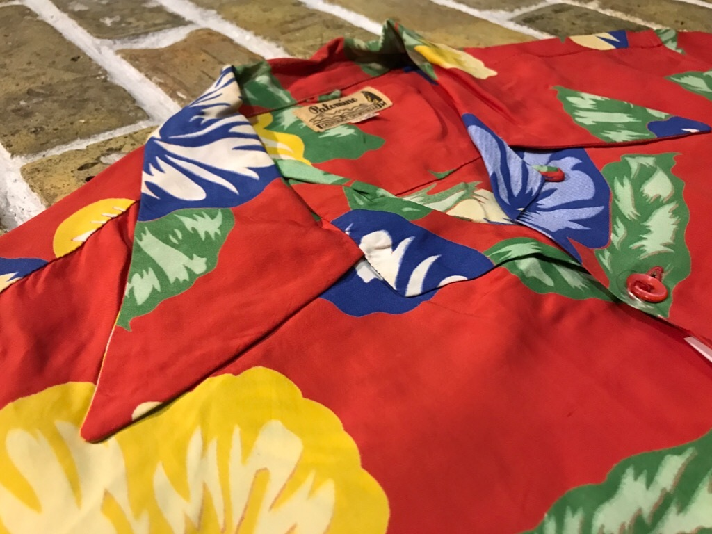 神戸店5/2(水)夏Vintage&Accesorry入荷! #1 Hawaiian Shirt!!!_c0078587_16460813.jpg
