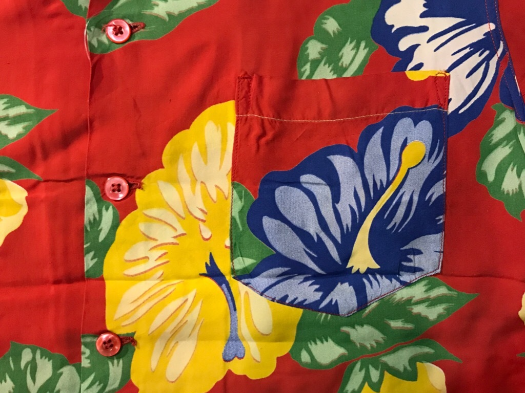 神戸店5/2(水)夏Vintage&Accesorry入荷! #1 Hawaiian Shirt!!!_c0078587_16460866.jpg