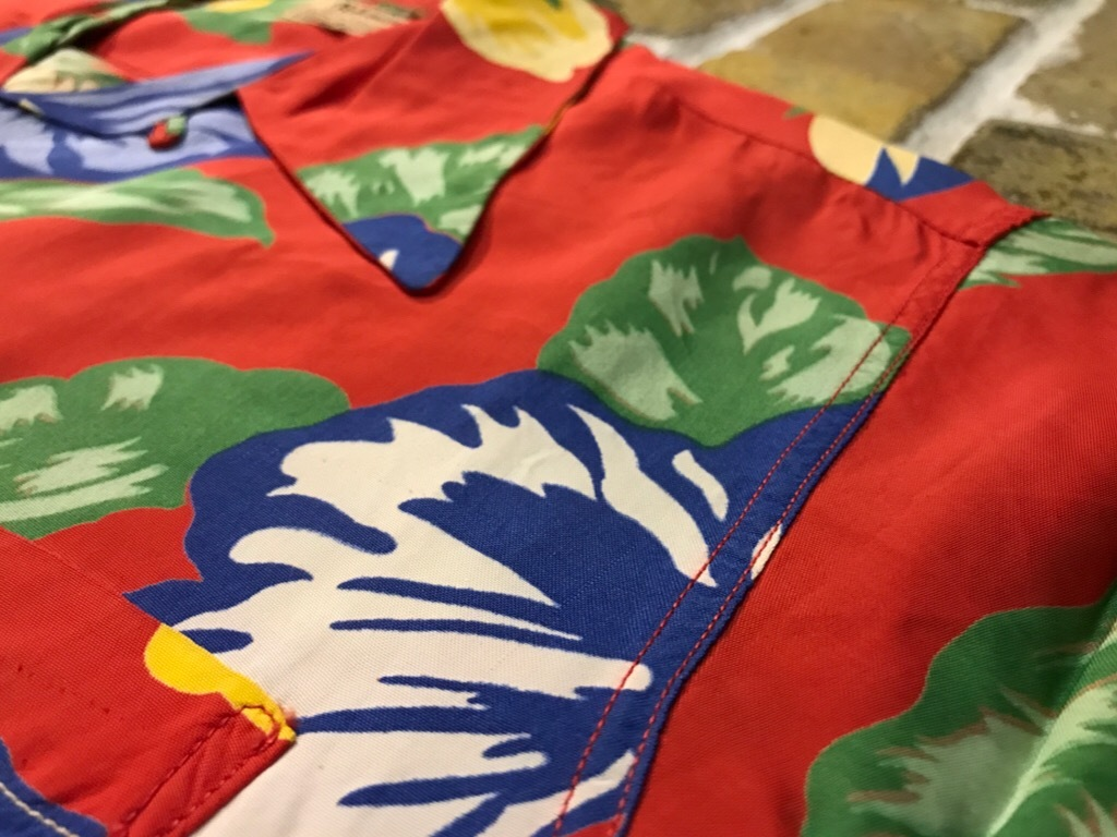神戸店5/2(水)夏Vintage&Accesorry入荷! #1 Hawaiian Shirt!!!_c0078587_16460881.jpg