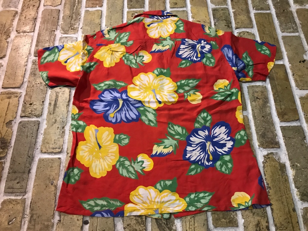 神戸店5/2(水)夏Vintage&Accesorry入荷! #1 Hawaiian Shirt!!!_c0078587_16460937.jpg