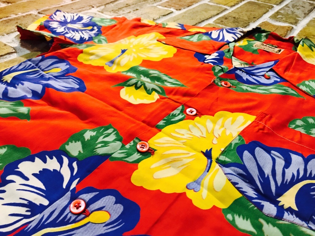 神戸店5/2(水)夏Vintage&Accesorry入荷! #1 Hawaiian Shirt!!!_c0078587_16460965.jpg