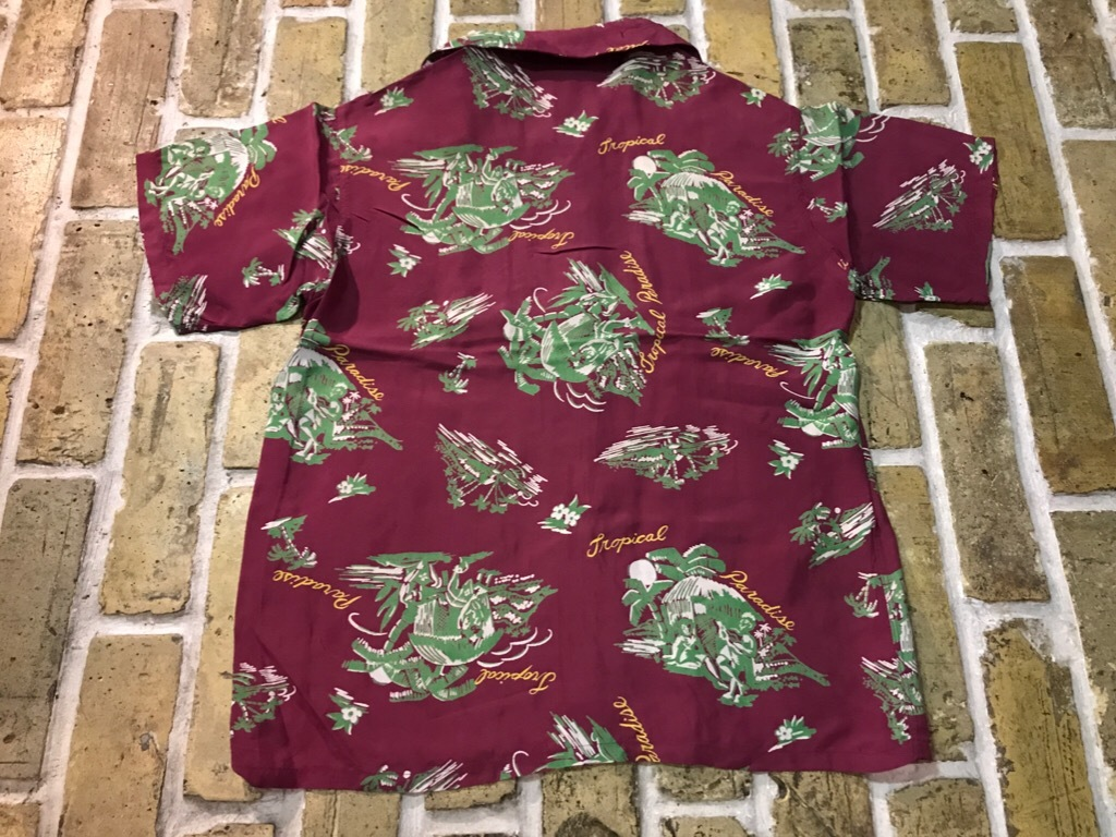 神戸店5/2(水)夏Vintage&Accesorry入荷! #1 Hawaiian Shirt!!!_c0078587_16475098.jpg