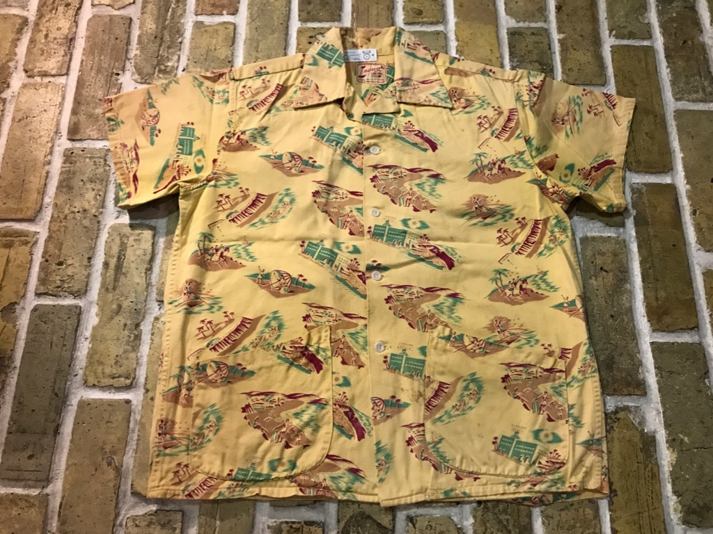 神戸店5/2(水)夏Vintage&Accesorry入荷! #1 Hawaiian Shirt!!!_c0078587_16481761.jpg