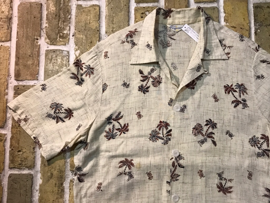 神戸店5/2(水)夏Vintage&Accesorry入荷! #1 Hawaiian Shirt!!!_c0078587_17071629.jpg