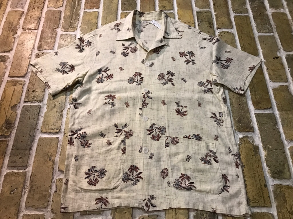 神戸店5/2(水)夏Vintage&Accesorry入荷! #1 Hawaiian Shirt!!!_c0078587_17071757.jpg