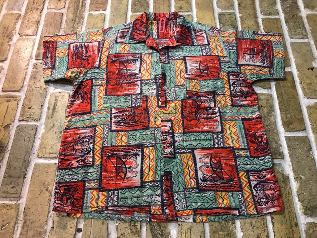 神戸店5/2(水)夏Vintage&Accesorry入荷! #1 Hawaiian Shirt!!!_c0078587_17084021.jpg