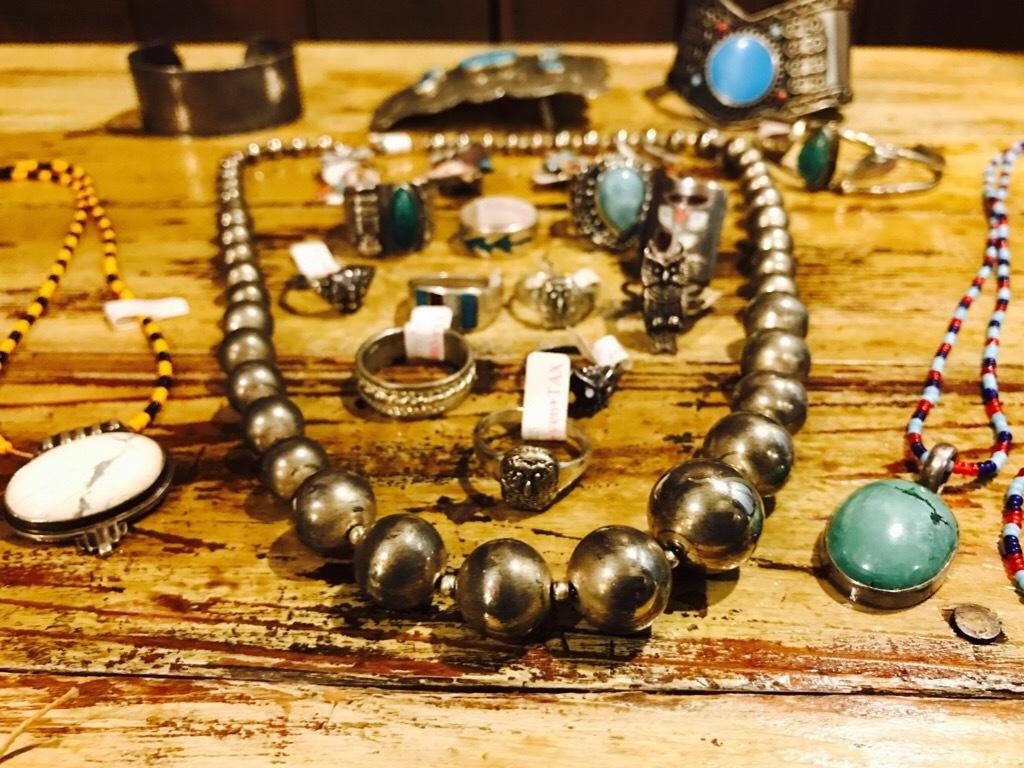 神戸店5/2(水)夏Vintage&Accessory入荷! #2 Indian Juwery!!!_c0078587_17305544.jpg