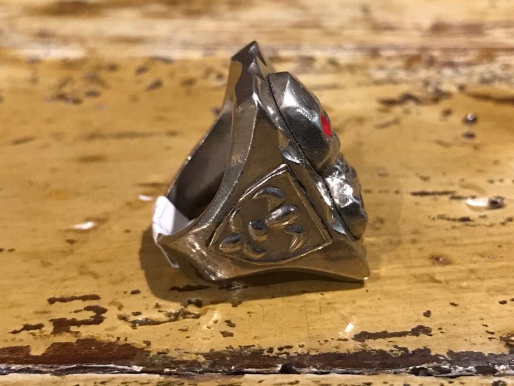 神戸店5/2(水)夏Vintage&Accessory入荷! #3 Vintage Ring!!!_c0078587_18302190.jpg