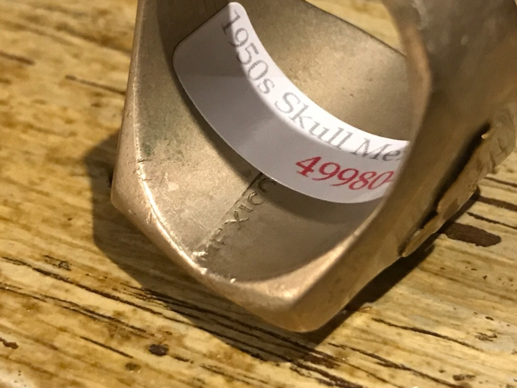 神戸店5/2(水)夏Vintage&Accessory入荷! #3 Vintage Ring!!!_c0078587_18322205.jpg